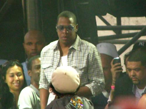 Lauryn Hill Introducing Jay Z