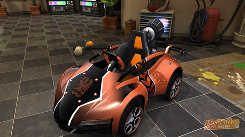 ModNation Racers for PS3: Sidewinder