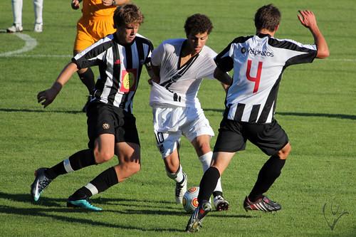 Juniores: Vitória 2-1 Varzim