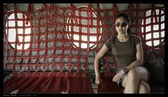 _N5_DSC0907 copy (mingthein) Tags: portrait girl museum airplane force availablelight 5 aircraft sony air helicopter malaysia kuala 1855 alpha kl ming base lumpur sungai besi nex onn tudm nadiah thein photohorologer mingtheincom