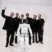 ASIMO and Ars Electronica guys (