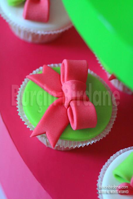 Baby Shower Cupcake 2