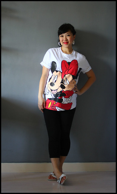 Favorite Mickey Mouse Tee