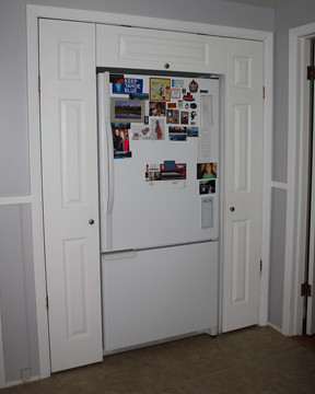 Fridge & Pantry