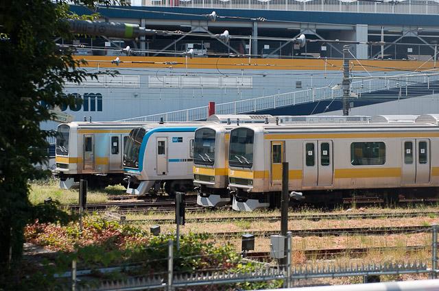 東京メトロ東西線15000系15101F 中野電車区へ貸出