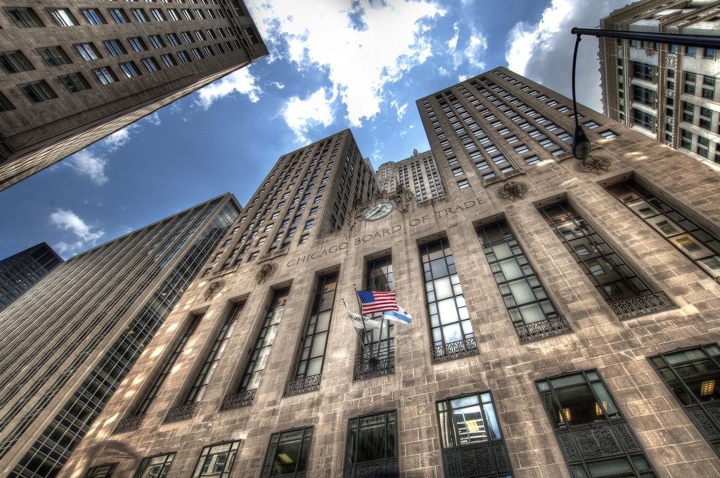 Chicago Board of Trade.
