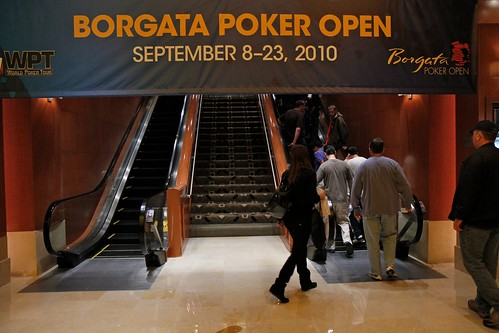 Borgata Poker Open Day 1b