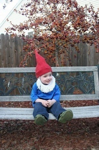 gnome halloween
