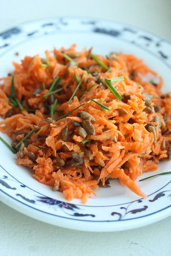 Carrot and Seed Salad 2 (1 of 1)