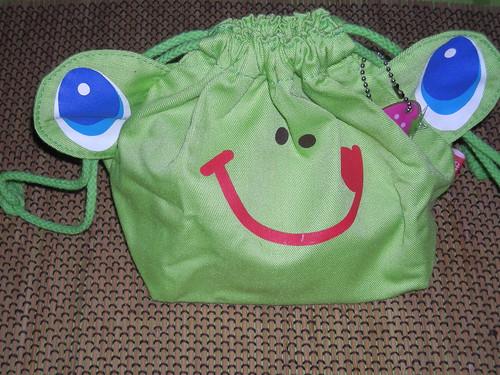 Bento Bag Frog