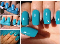 MABI - HITS (Our Nails) Tags: azul hits mabi esmalte