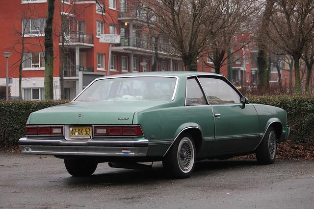 chevrolet malibu 02 1978 februari 2011 carspot ©wouterduijndam 020211 47xk53
