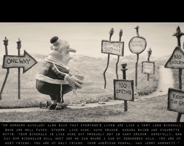 mary and max 7