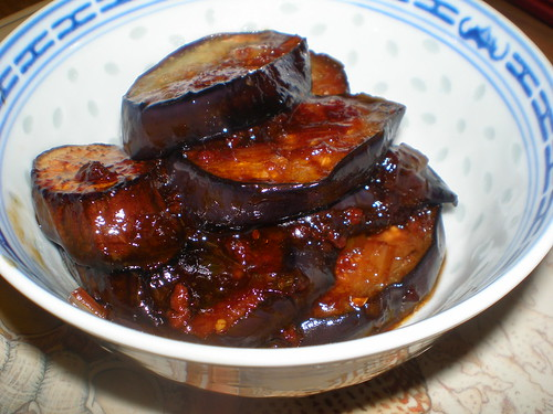 Mahogany Eggplant
