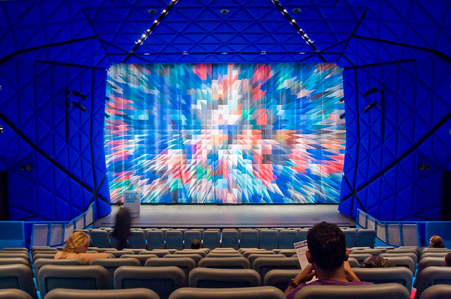Theater at the Museum of the Moving Image