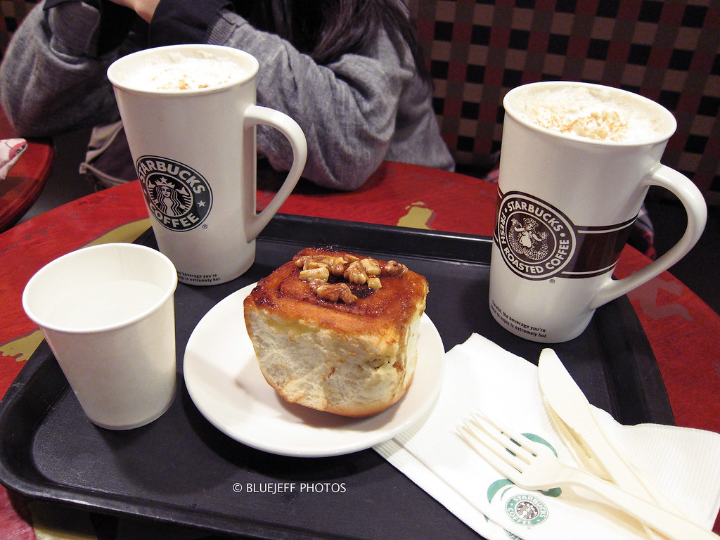 Starbucks 偷閒
