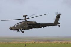 AAC APACHE ZJ232 (John Ambler) Tags: training army apache exercise air landing corps area salisbury dagger plain westland aac ah1 wah64d pashtun farp spta zj232on forwardarmingandrefuellingpoint