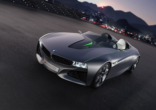 BMW Vision ConnectedDrive Concept Review