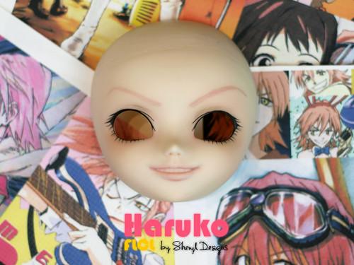 Haruko FLCL Sesion01 WIP 02