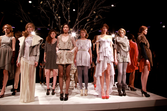 joycioci_grey - autumn/winter 2011