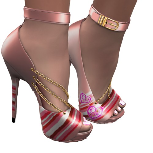 Group Gift Valentines Stilettos