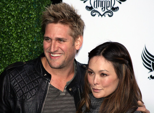 curtis stone and lindsay price. Curtis Stone and Lindsey Price