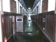 網走監獄博物館の牢屋