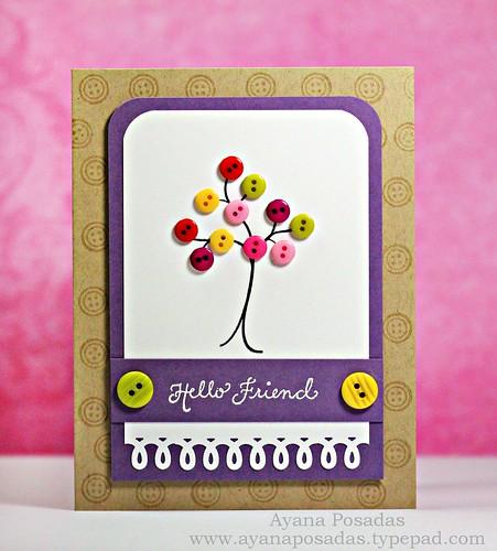 Mini Button Tree (1)