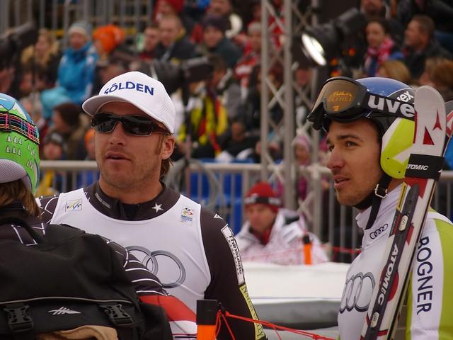 Bode Miller und Felix Neureuther - Ski-WM 2011, Team-Entscheidung
