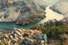 0535 Zrmanja River (Hrvoje Simich - gaZZda) Tags: river mountain landscape outdoors nature travel rocks zrmanja nopeople croatia europe nikon nikond750 sigma2414art gazzda hrvojesimich