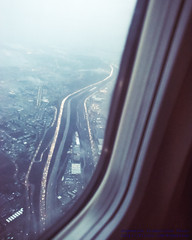AS I FLY SOUTH... MANY DRIVE NORTH TO SEATTLE (AvgeekJoe) Tags: aerialphotograph d5300 dslr nikon nikond5300 seattle usa washington aerial aerialphoto aerialphotography