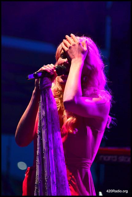 Joss Stone - Waterfront Bluesfest - Portland, OR -07/03/17