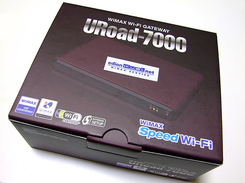 URoad-7000箱(WiMAX)