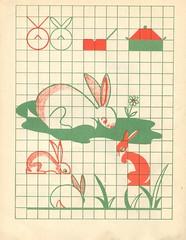 n2 cahier dessin carreau p13