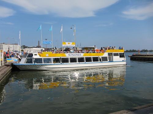 Sunlines Sightseen Ferry