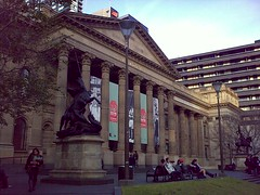 State Library of Victoria, Jul 2010