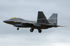 07-4131 - 4131 - US Air Force - Lockheed Martin F-22A Raptor - 100725 - Lakenheath - Steven Gray - IMG_7984