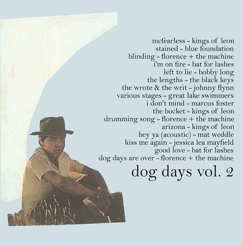 dog days vol. 2 album art