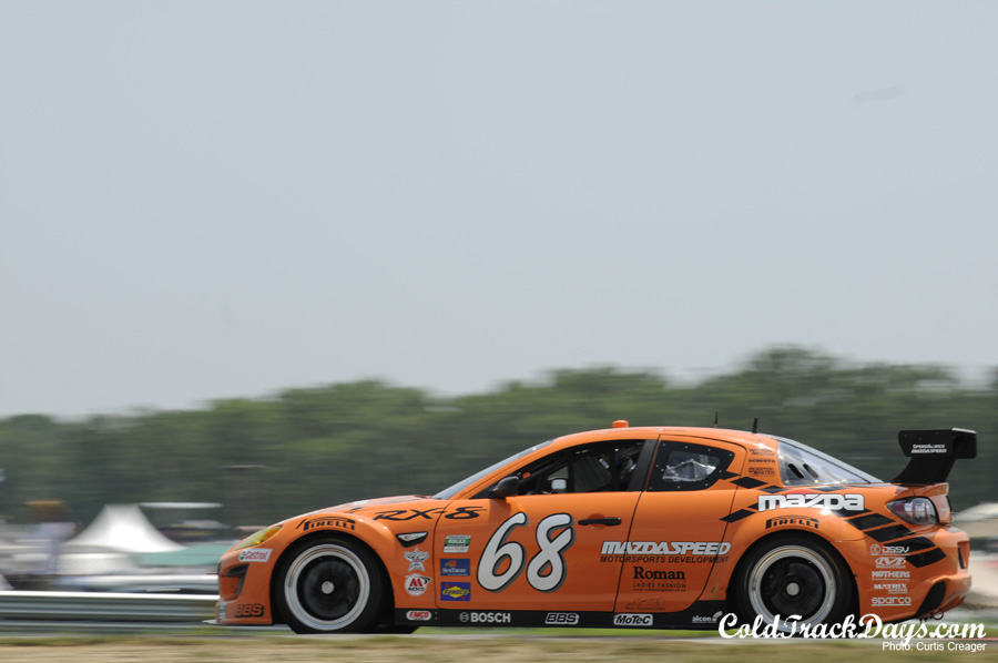 GRAND-AM // NJMP 250 PRESENTED BY CROWN ROYAL