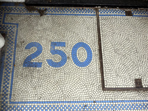 250 Tesserae