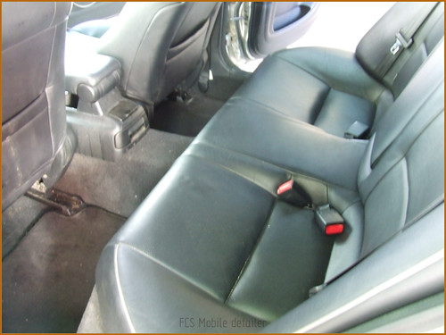 Detallado interior integral Lexus IS200-06
