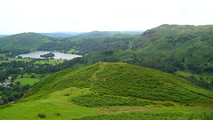 Grasmere from White Crag