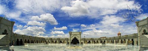 Pano Dataran Masjid Wilayah Persekutuan