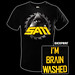 "SAM T-Shirt ""I'M BRAINWASHED"""