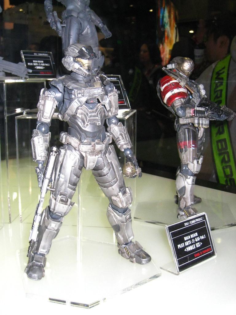 Square Enix SDCC 2010