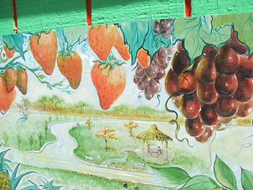 Mini mural