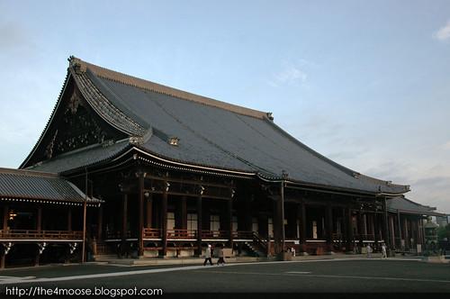 Nishi-Hongan-ji Temple 西本願寺 - Amida