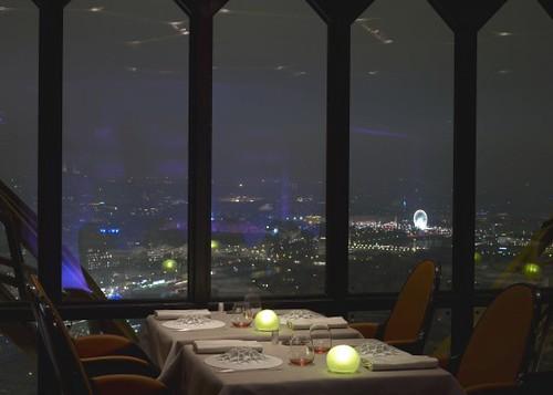 Restaurante Les Jules Vernes - Reprodução