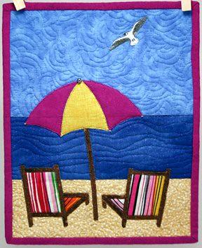 """""""Seaside"""" - Front"""