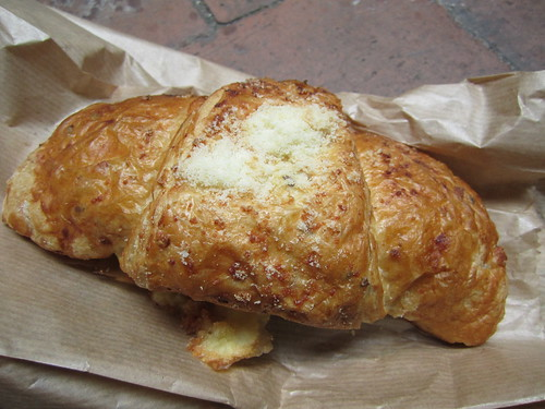 Vegan Nut and Apple Croissant